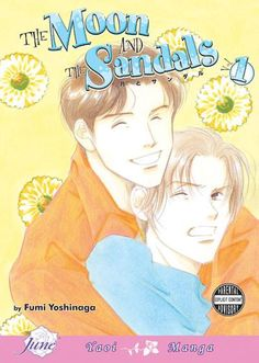 The Moon and Sandals Vol. 1 - June Manga