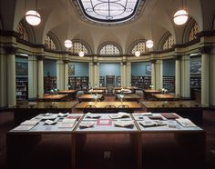 Art Institute - Ryerson Library (Photo used with permission of the Art Institute of Chicago)
