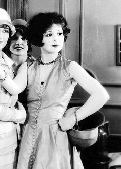 Clara Bow in Rough House Rosie (1927)