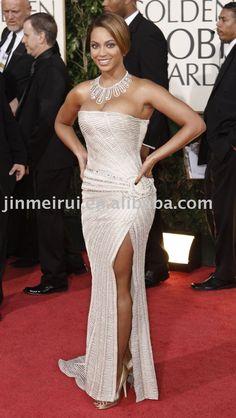 Image detail for -CELEBRITY RED CARPET DRESSES   Different Dresses /// Beyonce