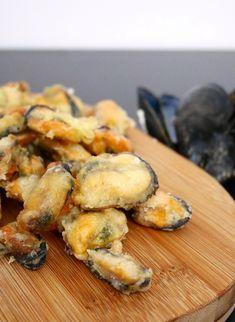 Finger Food Appetizers, Finger Foods, Appetizer Recipes, Fish Pasta, Calamari, Tempura, Looks Yummy, Fish And Chips, Antipasto