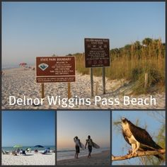 """right next door...delnor-wiggins-pass-beach, voted """"Best Beach in the Nation""""  vacation in Naples, FL  http://www.vrbo.com/419157"""