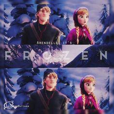 """Arendelle, it's completely frozen."""