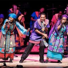 André Rieu And Soweto Gospel Choir In CT  http://www.mio.co.za