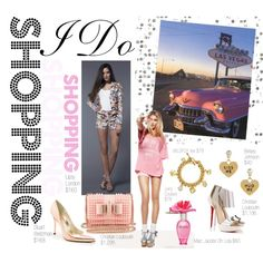 """""""Shopping in Las Vegas"""" by vickysoul on Polyvore"""