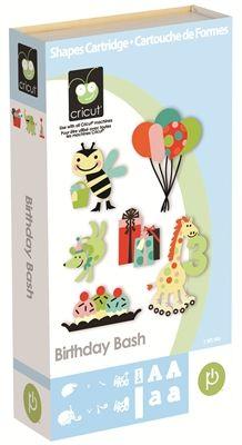 Cricut® Birthday Bash Cartridge - Cricut Shop
