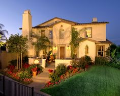 WHA Single Family Home | front Elevation | Alcala at Del Sur | San Diego, CA