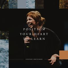 """""""Position your heart to learn."""" // Last week at WorshipU On Campus, Steffany Gretzinger taught us the importance of our position. Our authority means little unless our hearts are positioned before the Lord. His one desire is for us to grow in His grace, seeking intimacy with Him above all else. Find out more about WorshipU by visiting our website: https://www.worshipu.com/events/"""