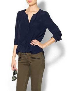 Popover Blouse Product Image