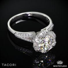 Tacori 2525RD7 Simply Tacori Diamond Engagement Ring