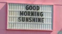 So please don't take my sunshine away