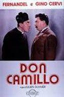Don Camillo - Film IT/F del 1952 di Julien Duvivier con Fernandel, Gino Cervi dai racconti di Giovannino Guareschi