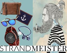 Hipster Hip Trendy #getthelook #strandmeister #paulhewitt #roceyewear #kerbholz #fashion #styleguide Take That, Let It Be, Strand, Latest Trends, Style, Swag, Outfits