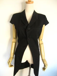 Vintage AD1992 Comme des garcons Jacket #Commedesgarcons #BasicJacket