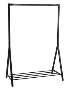 Living room ideas Brent Clothes Rack Black How Buying Furniture Online C Vintage Furniture, Modern Furniture, Furniture Design, Pipe Furniture, Industrial Furniture, Vintage Industrial, Industrial Style, New Room, Online Furniture