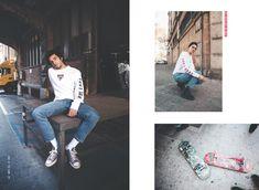 www.kaotikobcn.com Made in Barcelona #kaotikobcn #clothing #boy #girl #lookbook #skate