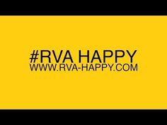▶ Pharrell Williams -- Official RVA Happy Video (We Are From Richmond, Virginia) - YouTube #RVA
