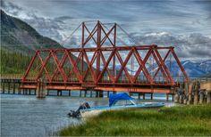 Caribou Crossing, Yukon, Canada