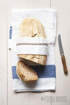 Who knew? I made my first homemade sourdough bread. Blog offers translate-button.