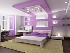 The most common ceiling designs in our bedrooms are white and flat. But have you ever thought that it would be better to have some unique ceiling design that you can stare in while lying and relaxing in your bedroom? We bet you do, so today we have searched around the web and have come …