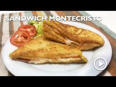 Sándwich Montecristo - Divina Cocina