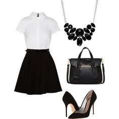 A fashion look from February 2015 featuring Alice + Olivia dresses, Kurt Geiger pumps and Danielle Nicole handbags. Browse and shop related looks.
