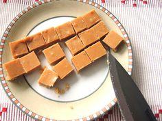 Karamell-Fudge - unglaublich lecker - Chilirosen