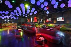 For the ESPN presents Body at the ESPYs event at Lure nightclub, Event Eleven worked with ESPN director of event marketing Timi Jordan to take over the entire 30,000-square-foot space, where a sea of glowing orbs hung overhead. Performer Santigold and DJ Ms. Nix provided the entertainment.