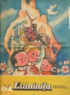 Revista Luminița Romania, Childhood Memories, Old Things, Comics, Retro, My Love, Art, Journals, Nostalgia