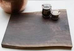 Live Edge, Walnut, Cutting Board or Platter