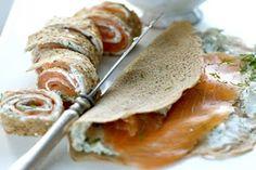 Mincir avec thermomix - Spécial régime DUKAN : Galette au saumon et sa sauce…