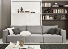 """Letto apribile sul divano mod """" swing """""""