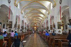 Philippine Catholic Churches: SAINT PAUL METROPOLITAN CATHEDRAL (Vigan Cathedral), Vigan City, Ilocos Sur, Philippines