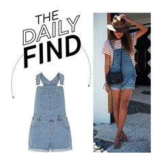 The Daily Find: Dorothy Perkins Denim Shortalls