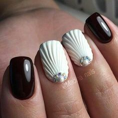 Image result for mermaid nails