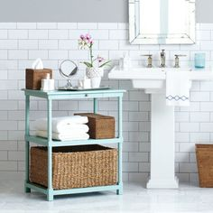 How To Style A Side Table Storyboard Bathroom Tables