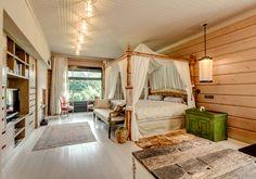 Дом в Ленинградской области по индивидуальному проекту EcoHouse Groupe - Дизайн интерьеров | Идеи вашего дома | Lodgers