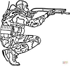 18 Best Military Coloring Images Coloring Pages Printable