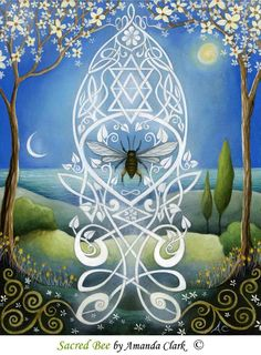 The Goddess as the Great Mother was sometimes titled Melissa, literally, 'the Queen Bee.'