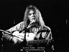 Favorite musicians in college: NEIL YOUNG