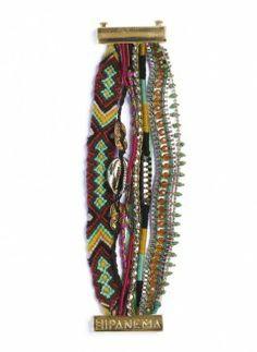 Hipanema armband Burundi By: Project Suitcase http://lokalinc.nl/