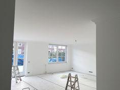 Latex spuiten Oegstgeest - latex spuitwerk - Schildersbedrijf Leiden, Swift, Oversized Mirror, Latex, Furniture, Home Decor, Decoration Home, Room Decor, Home Furnishings