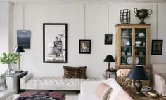 10 Beautiful Rooms - Mad About The House. John Derian's New York apartment