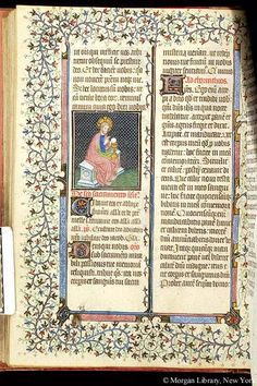 Missal, MS M.331 fol. 156v - Images from Medieval and Renaissance Manuscripts - The Morgan Library & Museum