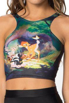 Bambi Reversible Crop