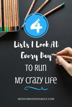 My to do list is a mile long! I need these ideas to simplify everything.