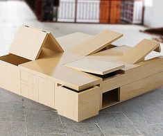 puzzle-box-coffee-table