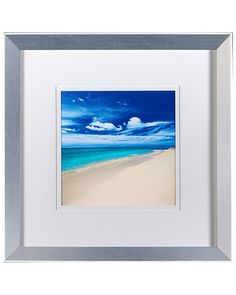 3/3 Wood frame with a silver finish 22in wide x 22in high - Could make this with our wedding photos