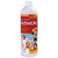Active Life™ Mango Flavour. A perfect all-in-one nutritional supplement . 75 full strength plant derived minerals, 12 vitamins and 3 other nutrients to help replenish your natural levels and those of your Children.