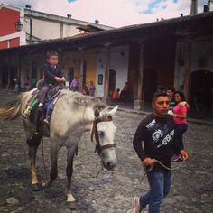Plaza de Armas, Antigua, Guatemala
